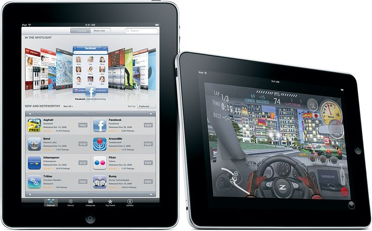The new Ipad is out, and it is awesome. Get a cheap one here!