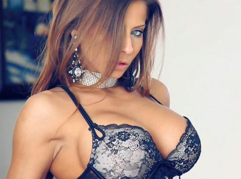 Madison ivy french maid
