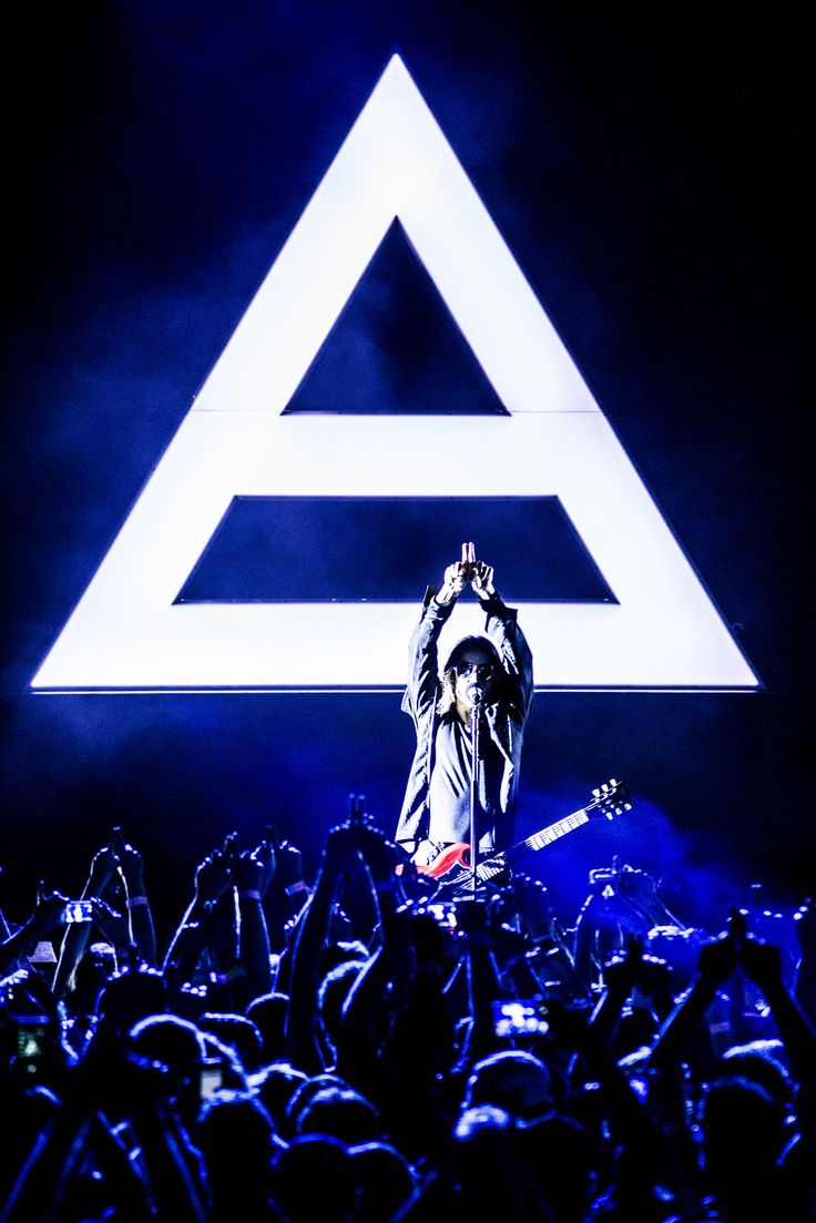 Jared Leto and the Echelon