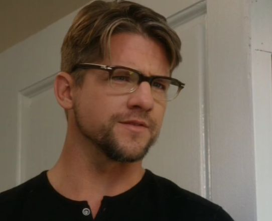 Ethan, the librarian and IT guy in Truly Madly Montana, book 2 of the Medicine River Series! How awesome & cool that I had a picture of him in my head BEFORE I found Mr Knight from Parenthood :-)