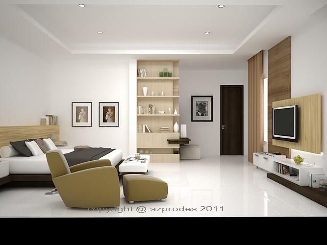 Master Bedroom -  Design by Azprodes