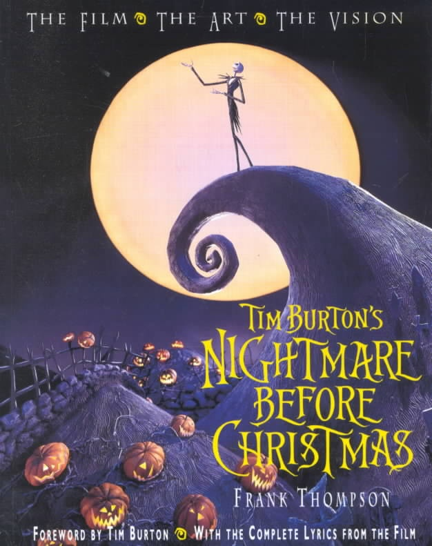Tim Burton (My all time favorite movie - I'm sure he made