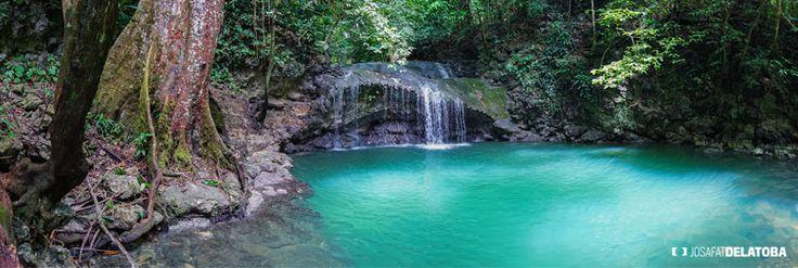 Siete Altares Water fall  #josafatdelatoba #cabophotographer #travels #guatemala # #landscapephotography #waterfall #sietealtares