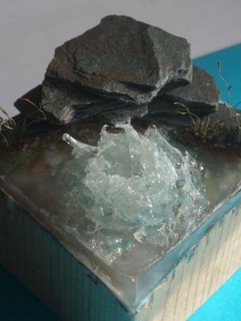 Forums / Trucs & astuces - Décors / Comment simuler de l'eau ? - Mini Créateurs