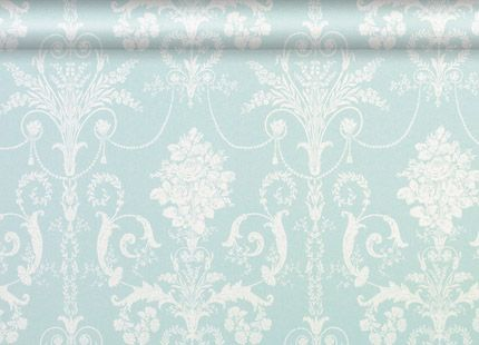 Josette Duck Egg Wallpaper