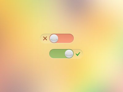 On/Off Setting switch by Victor Sedunov
