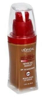 LOREAL INFALLIBLE MAKE UP SOFT SABLE K1641501