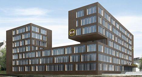 Neueröffnung in Ulm. Das B Hotel Ulm direkt im Zentrum bietet 125 Zimmer.  http://www.hotelbb.de/de/ulm