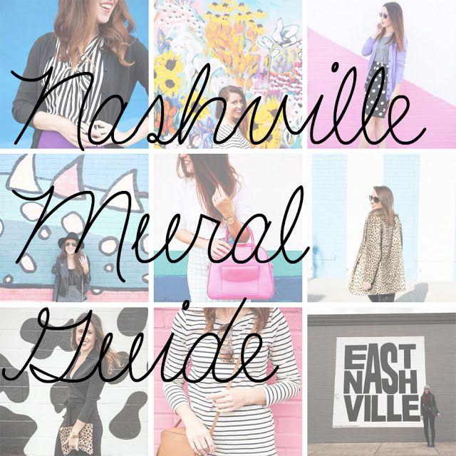 20 must see Nashville murals