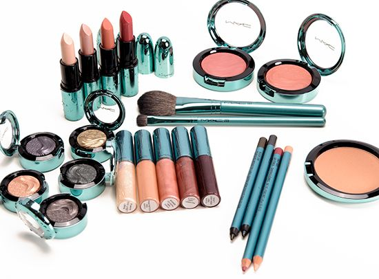 Round-up: MAC Alluring Aquatic Collection Overview & Thoughts