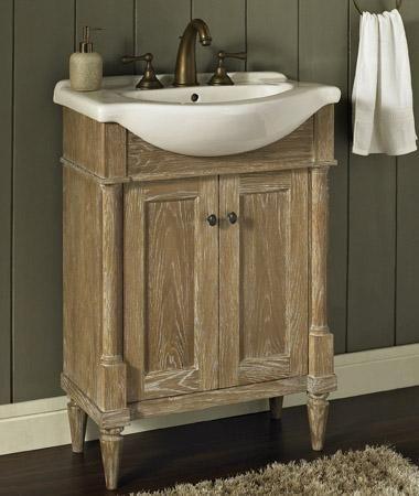 Awesome Websites Fairmont Designs Rustic Chic Vanity u Sink Set Weathered Oak