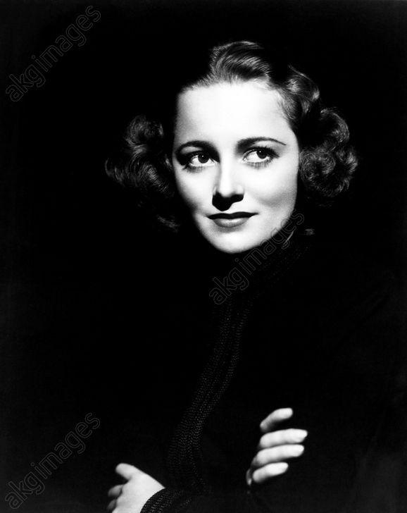 akg-images -Olivia De Havilland, 1938.