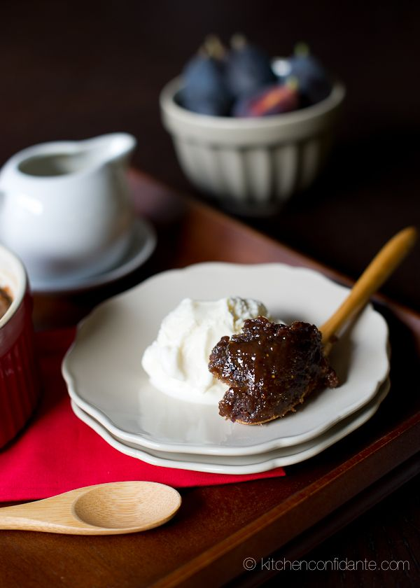 Sticky Toffee & Chocolate Fig Pudding Cake - Kitchen Confidante