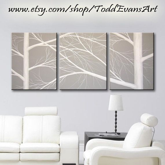 Grey And White Wall Art best 20+ 3 piece canvas art ideas on pinterest | fall canvas