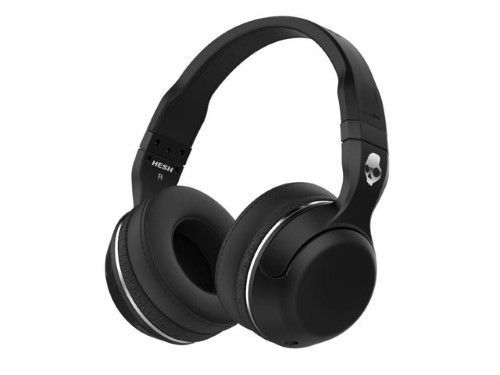 Skullcandy Bluetooth Hesh - Black Wireless Bluetooth Headphones