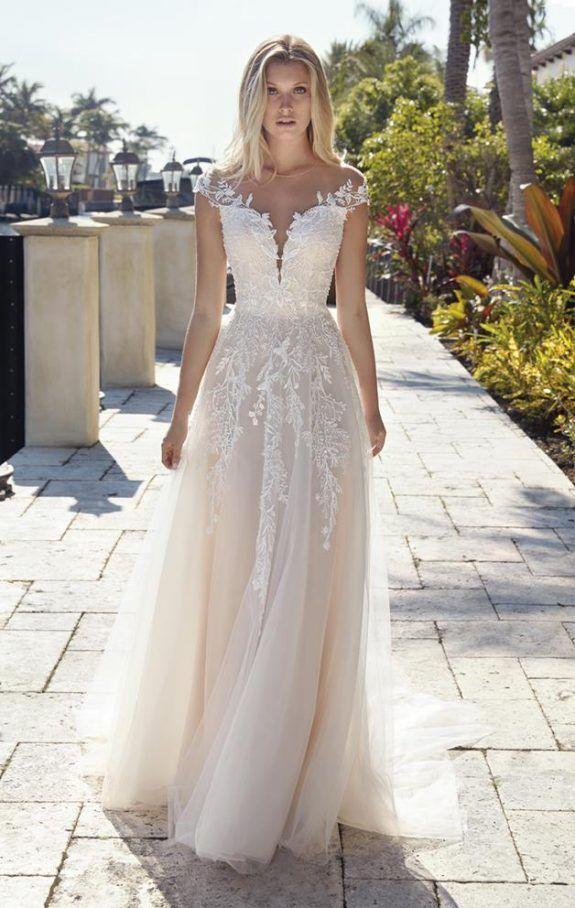 31+ Illusion wedding dress information