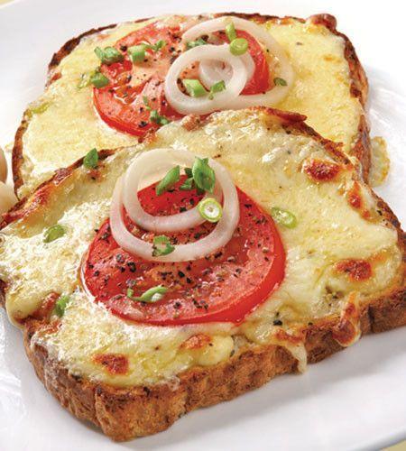Pan con queso Gruyère