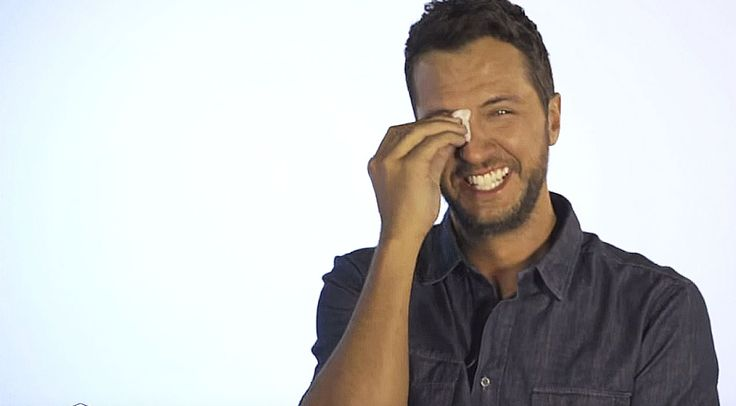 Country Music Lyrics - Quotes - Songs  - Luke Bryan Laughs So Hard, He Sobs, And it's Absolutely HILARIOUS! - Youtube Music Videos http://countryrebel.com/blogs/videos/53301955-luke-bryan-laughs-so-hard-he-sobs-and-its-absolutely-hilarious