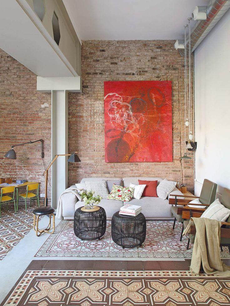 #salon #loft #livingroom