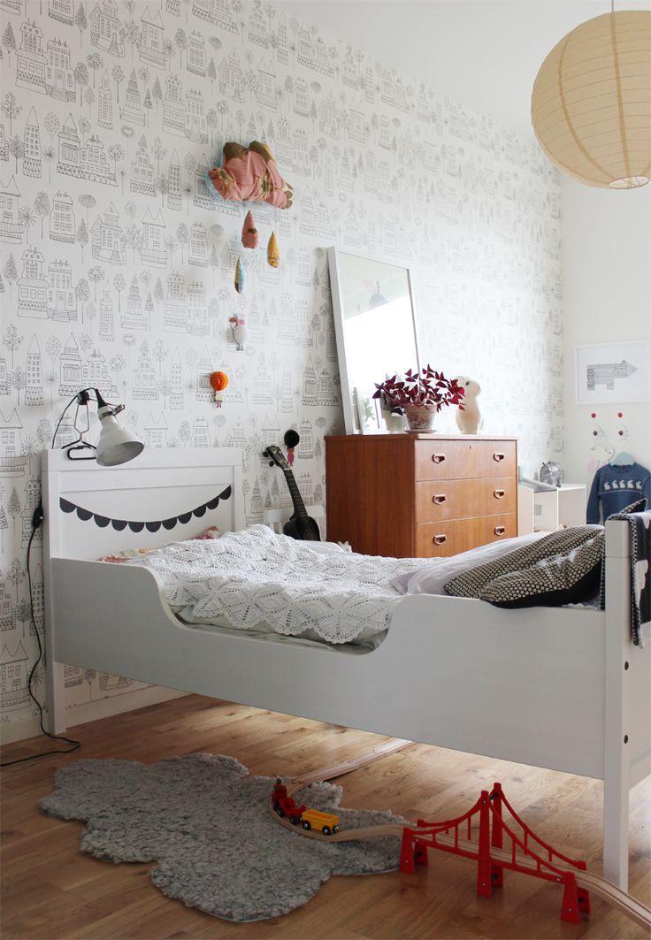Att tänka på i barnrummet - Think organic