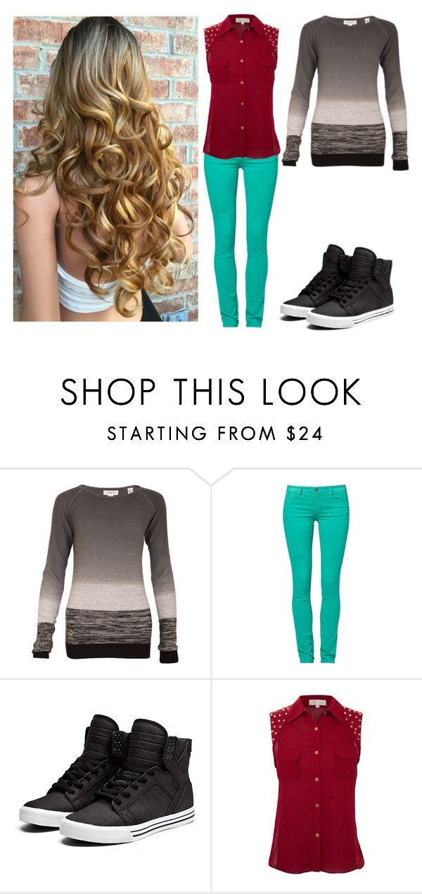 """Going over to the Bratayley house hold."" by bubble-loves-you ❤ liked on Polyvore featuring Calvin Klein, CIMARRON, Supra and Cameo Rose"