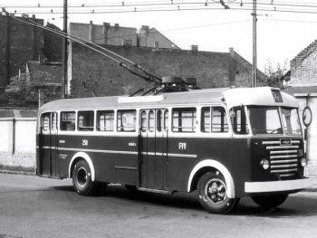 Ikarus 60Т '1952–56