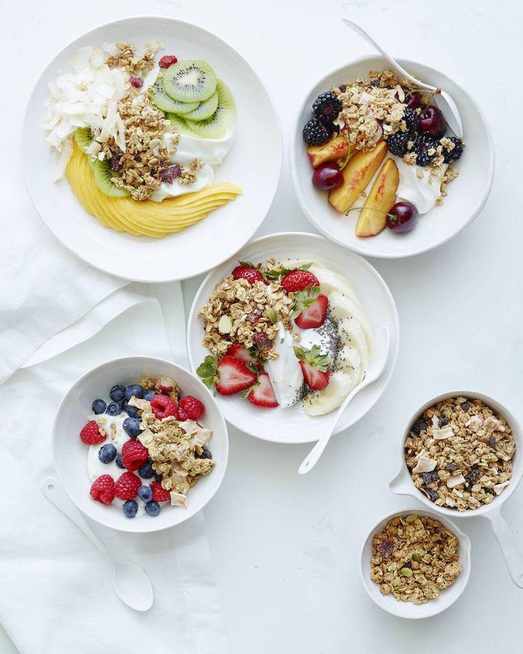 Breakfast Bowls // 5 Ways