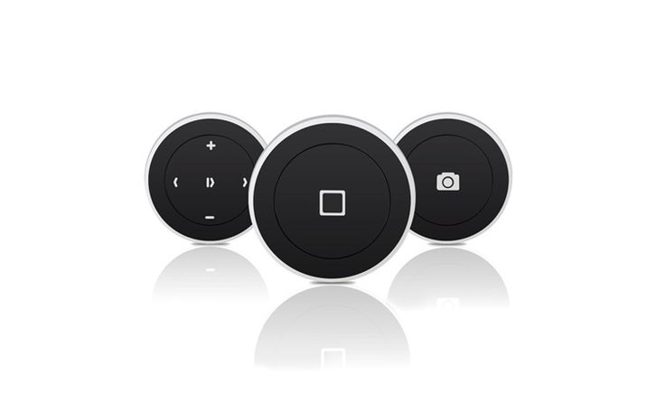 Satechi Bluetooth Button Series | Fernsteuerung für Siri, Musik Apps & Selfies #remote #bluetooth #iphone #siri #selfie