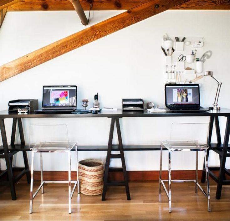 15 Pequenos Home Offices E Workspaces Para Você Se Inspirar