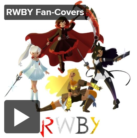 """A collection of my favorite fan-made RWBY songs. Includes instrumental, orchestral, vocal, a'capella, and even 8-bit! This fandom is so talented!! """"[Listen on 8tracks] """" If you enjoy a song please..."""