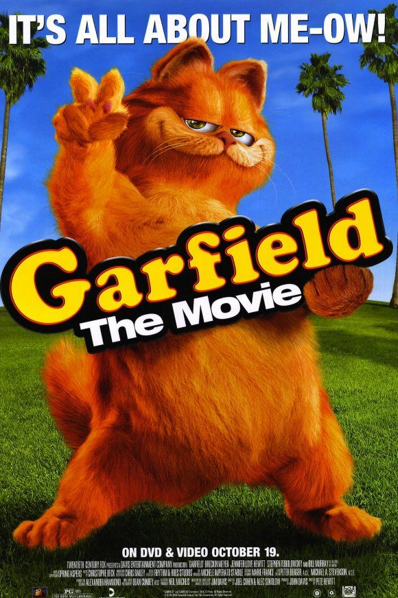 garfield the movie 1080p