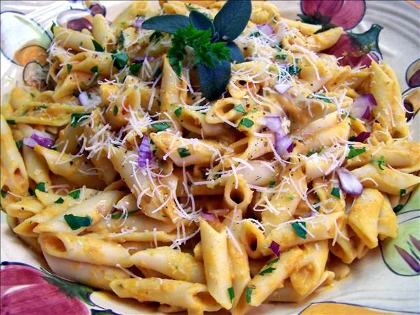 50 best pastas images on pinterest cooking food cooking recipes creamy pumpkin pasta forumfinder Choice Image