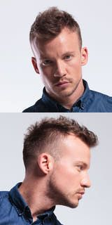 3 Ways to Make Thinning Hair Appear Fuller..Dave Alexander