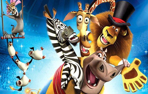 Painel Festa Madagascar 1 20x0 65m Em 2020 Festa Madagascar