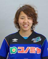 スペランツァFC大阪高槻の選手。FWの佐藤 楓