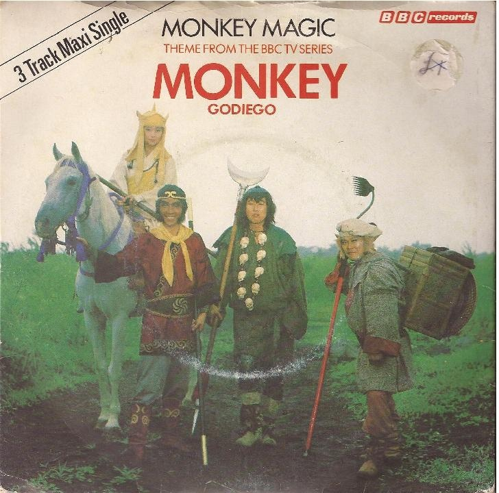 Monkey Magic!!