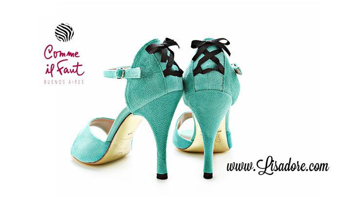 Turquoise Shoes - Comme il Faut - Online Shoes Store. Worlds Finest Dance Shoes. Comfort, Stability, Exclusive Designs. Handmade Shoes. Bridal Shoes, Argentina Tango Shoes, Salsa Shoes.