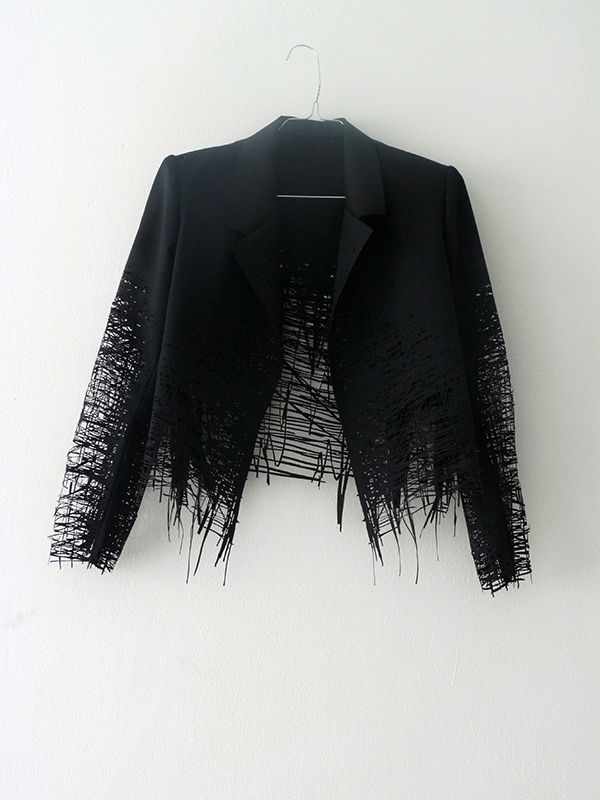 Outstanding - Elvira T Hart Illustrative Wear