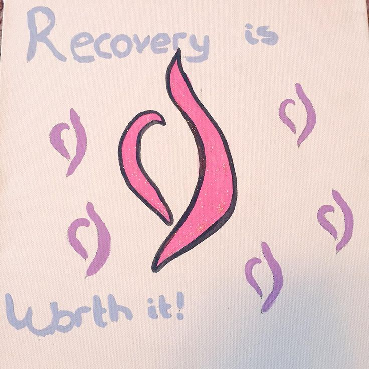 692 Best Images About Eating Disorder Recovery Tattoos On: 17 Best Images About NEDA Symbol On Pinterest