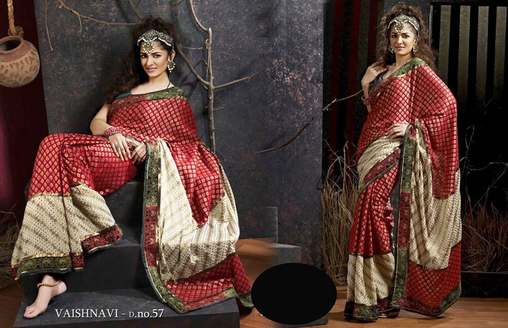 Royal Sarees For Your Royal Partners  Shop Online @ http://jugniji.com/sarees/royal-sarees/royal-sarees-1437.html
