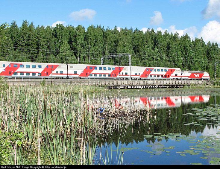 RailPictures.Net Photo: Finnish Railways Sr2 at Tampere (Peltolammi), Finland by Ilkka Lahdenpohja