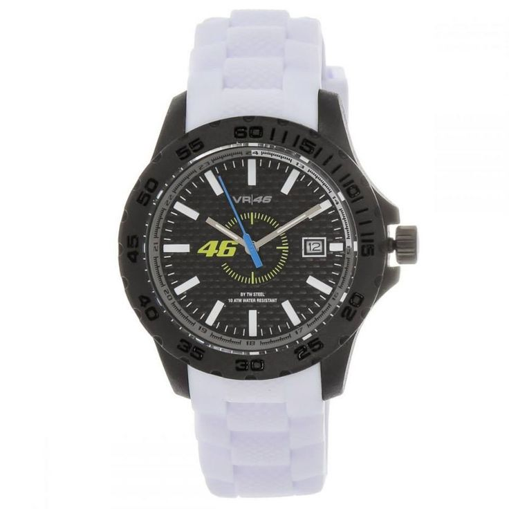 VR46 Watch bianco Valentino Rossi