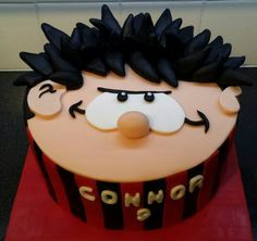 dennis the menace cake - Google Search