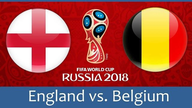 England Vs Belgium Full Match Replay 28 June 2018 World Cup Groups World Cup World Cup Russia 2018
