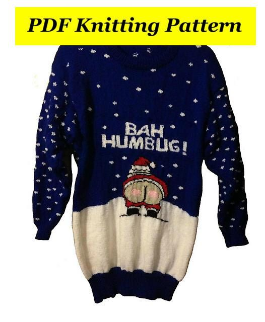 11 Best Christmas Sweaters Images On Pinterest Free Knitting
