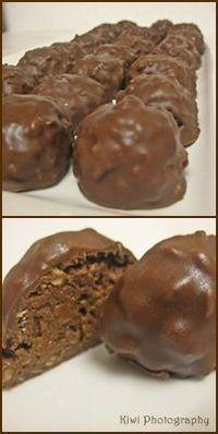 Nutella Pralinen | Sie benötigen: 350g Nutella 4 Packungen #Neapolitanische Waffeln …
