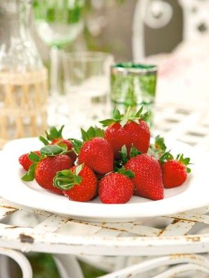 Grow your own sweet strawberries