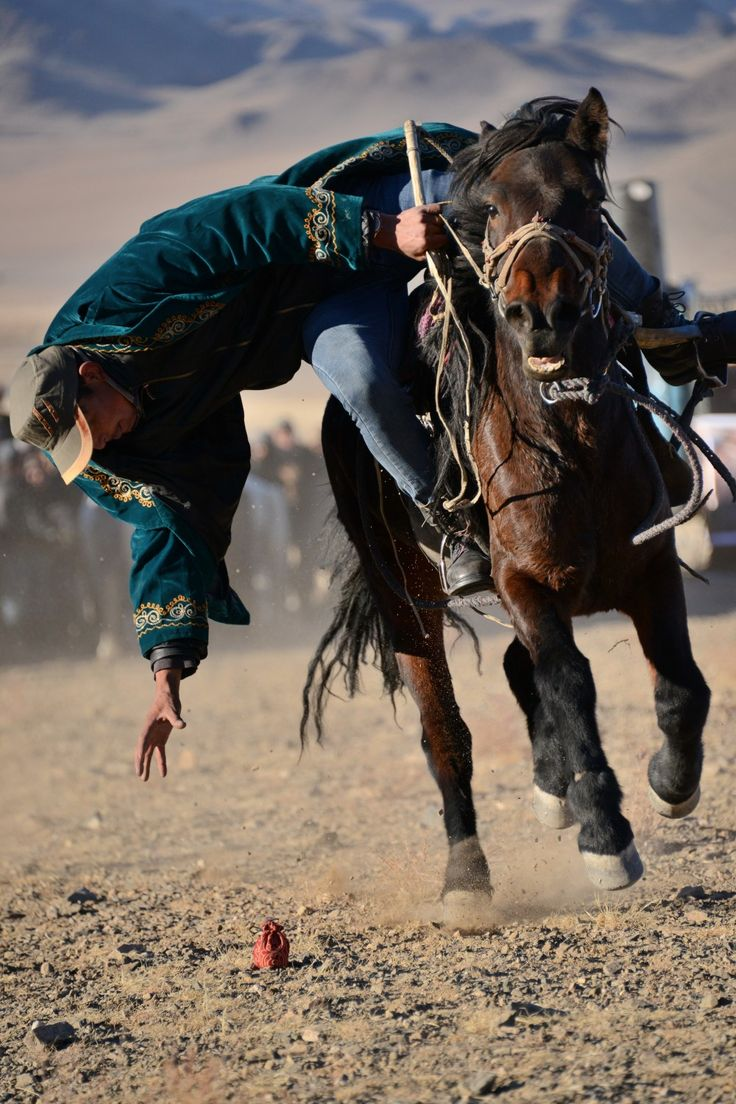 Challenge . Mongolia  Hey you! Let's compete! I got something to prove!