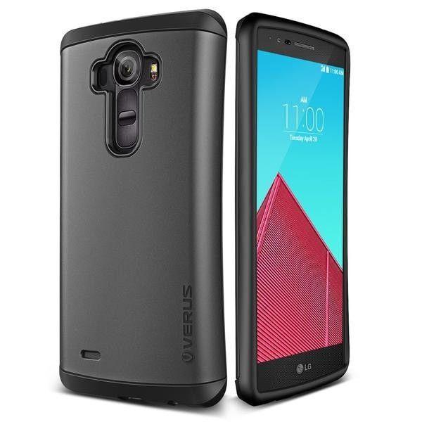 Verus Thor Series LG G4 Case - Dark Steel