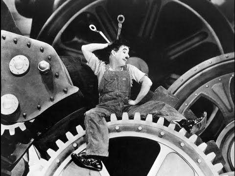 Charlie Chaplin - Les Temps Modernes : Documentaire Complet